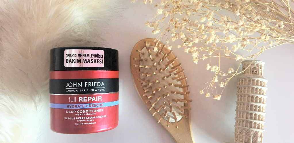 John Frieda Full Repair Saç Maskesi